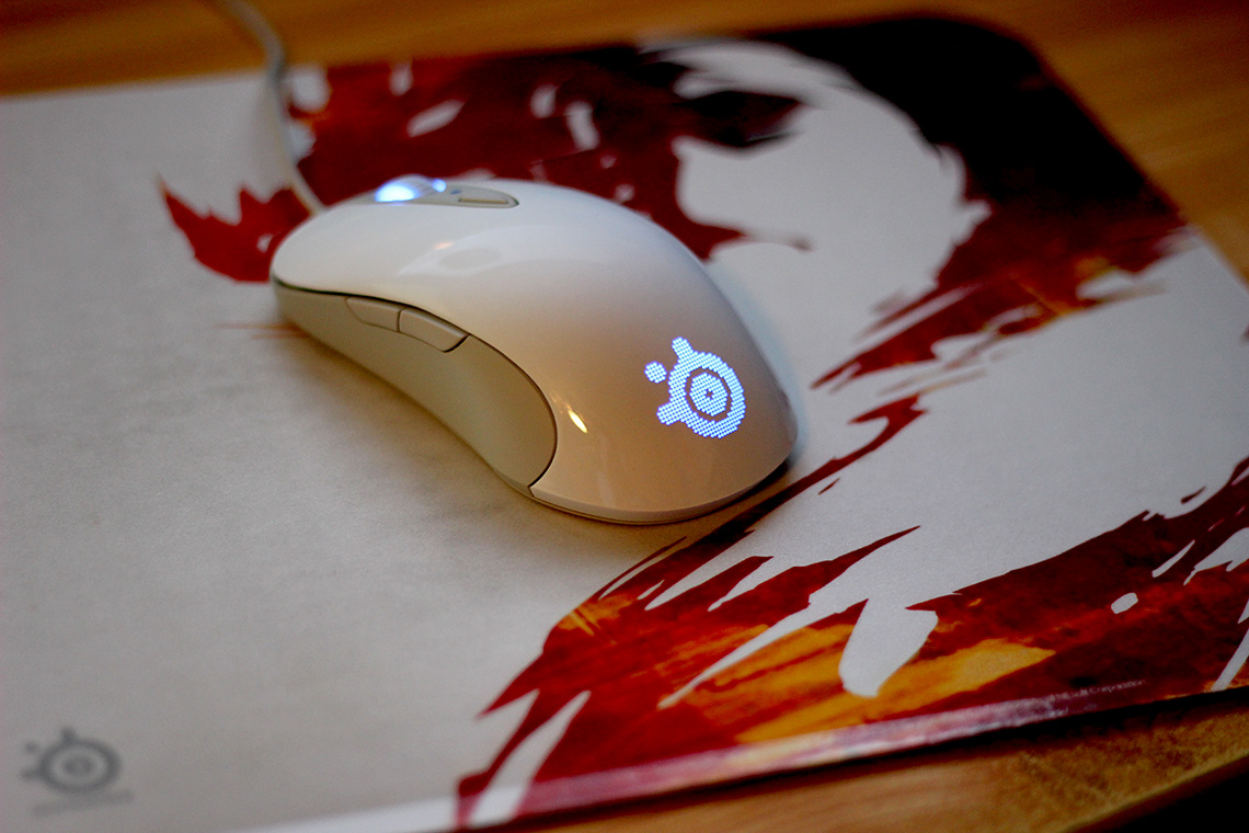 Test - Souris Steelseries Sensei RAW Limited Edition (4)