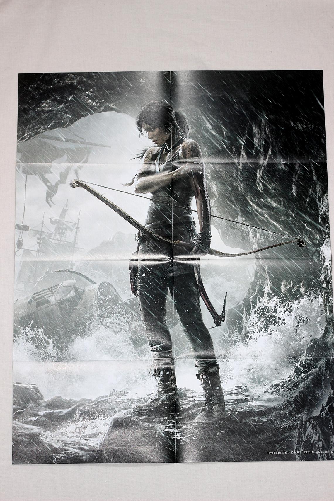 Déballage - Tomb Raider édition collector Survival Kit (PC) (9)