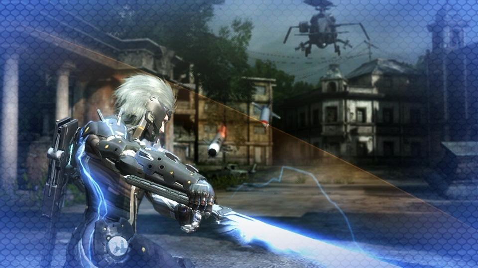 Test – Metal Gear Rising Revengeance (1)