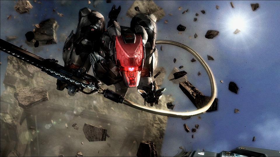 Test – Metal Gear Rising Revengeance (2)