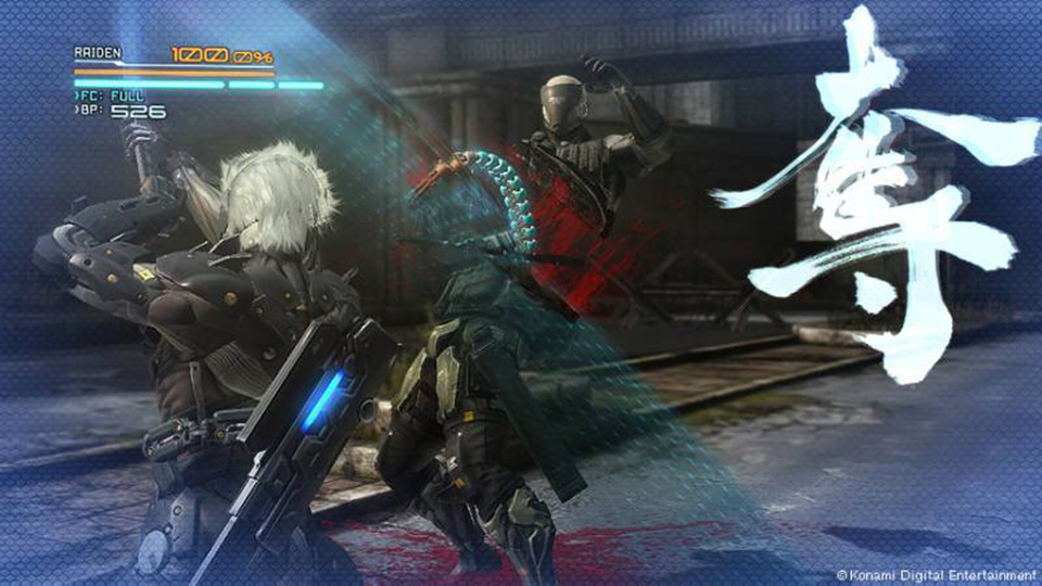 Test – Metal Gear Rising Revengeance (3)