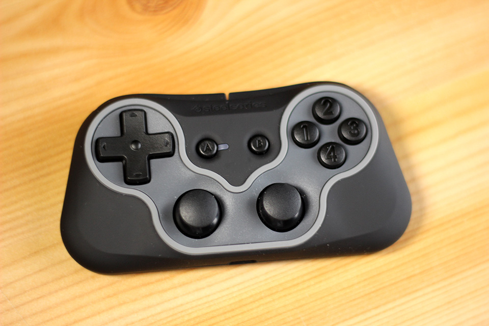 Test – Manette Steelseries FREE Mobile Wireless Controller