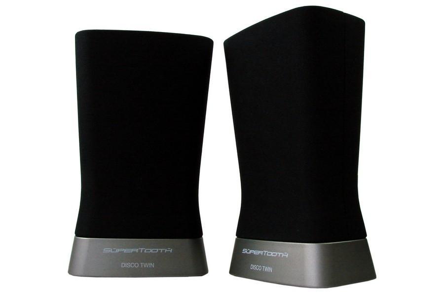 Les Disco Twin de Supertooth : les enceintes stéréo sans fil !
