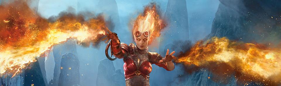 J'ai joué au Labyrinthe du Dragon, dernière extension de Magic L'assemblée