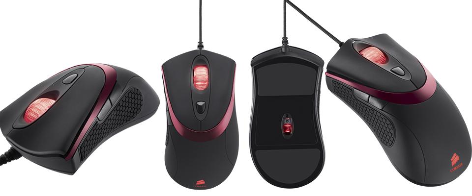 Computex 2013 Tapei  Les nouvelles souris et claviers gaming de Corsair. (1)
