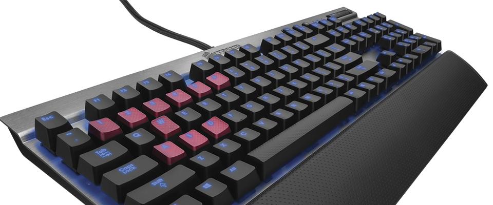 Computex 2013 Tapei  Les nouvelles souris et claviers gaming de Corsair. (5)