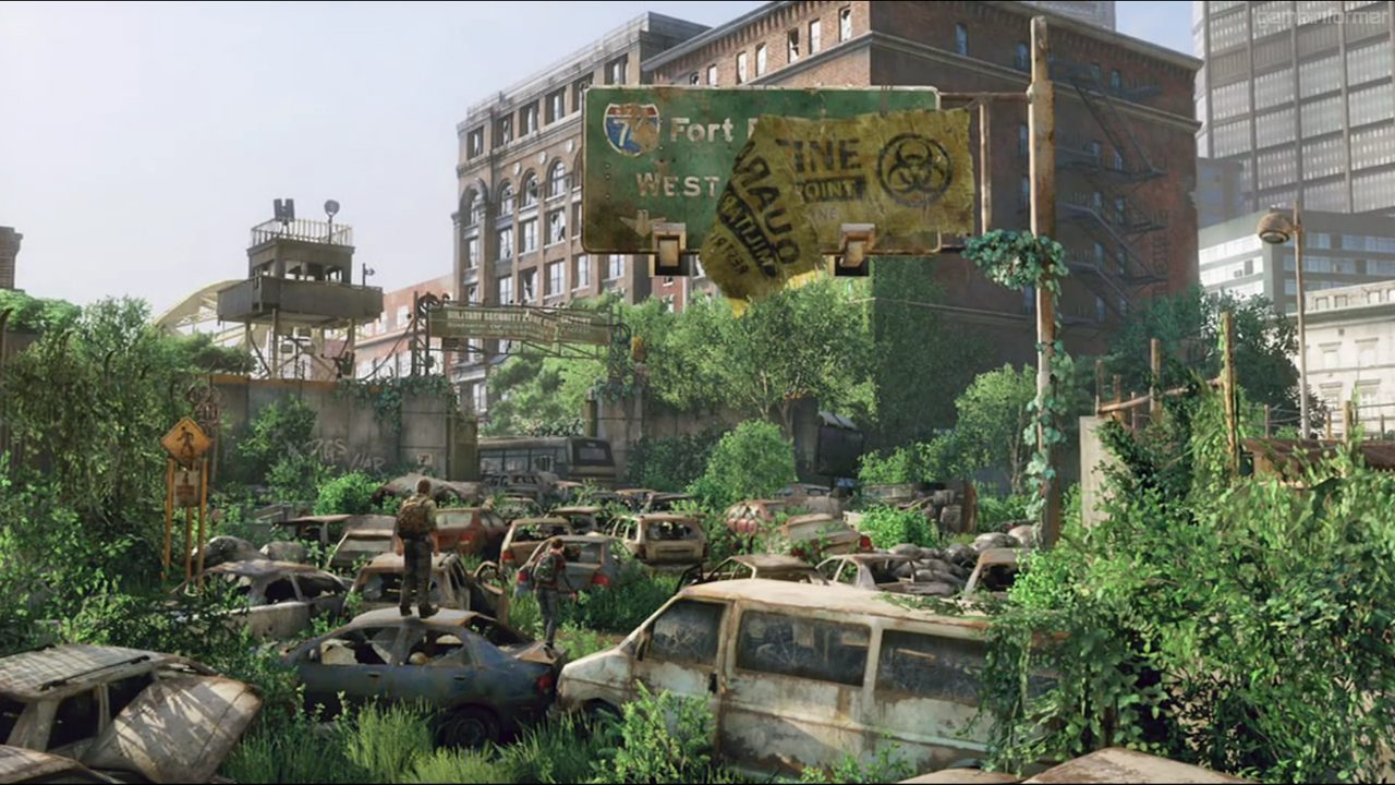 Test - The Last Of Us (PS3) (2)
