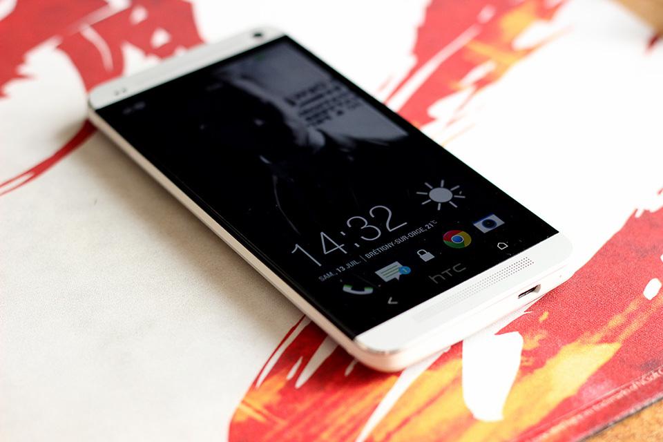 Mon avis sur le HTC One. (4)