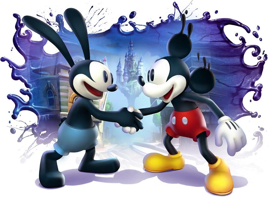 Test Epic Mickey  le retour des héros. (1)