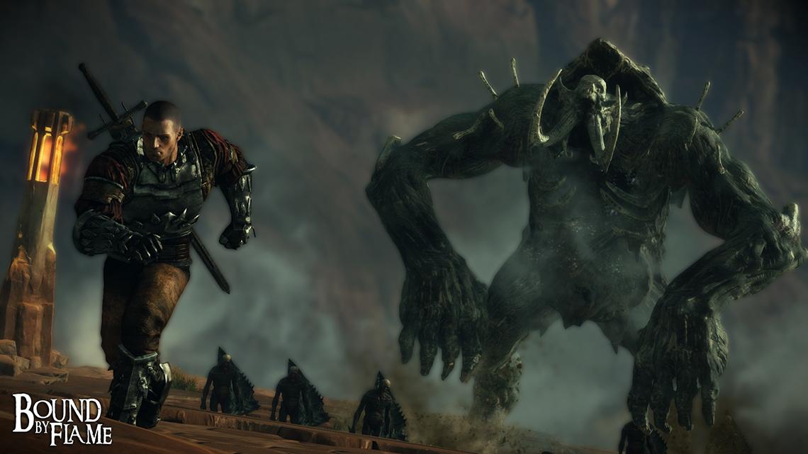 Bound By Flame officialisé sur Playstation 4 et prévu pour début 2014. (3)