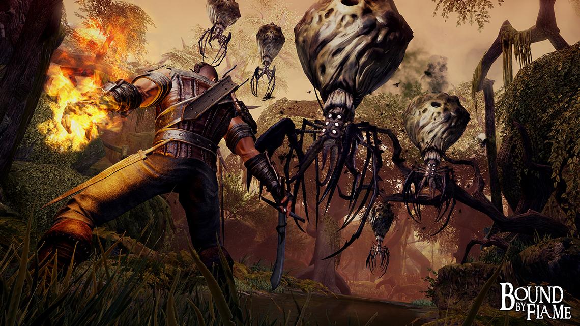 Bound By Flame officialisé sur Playstation 4 et prévu pour début 2014. (7)