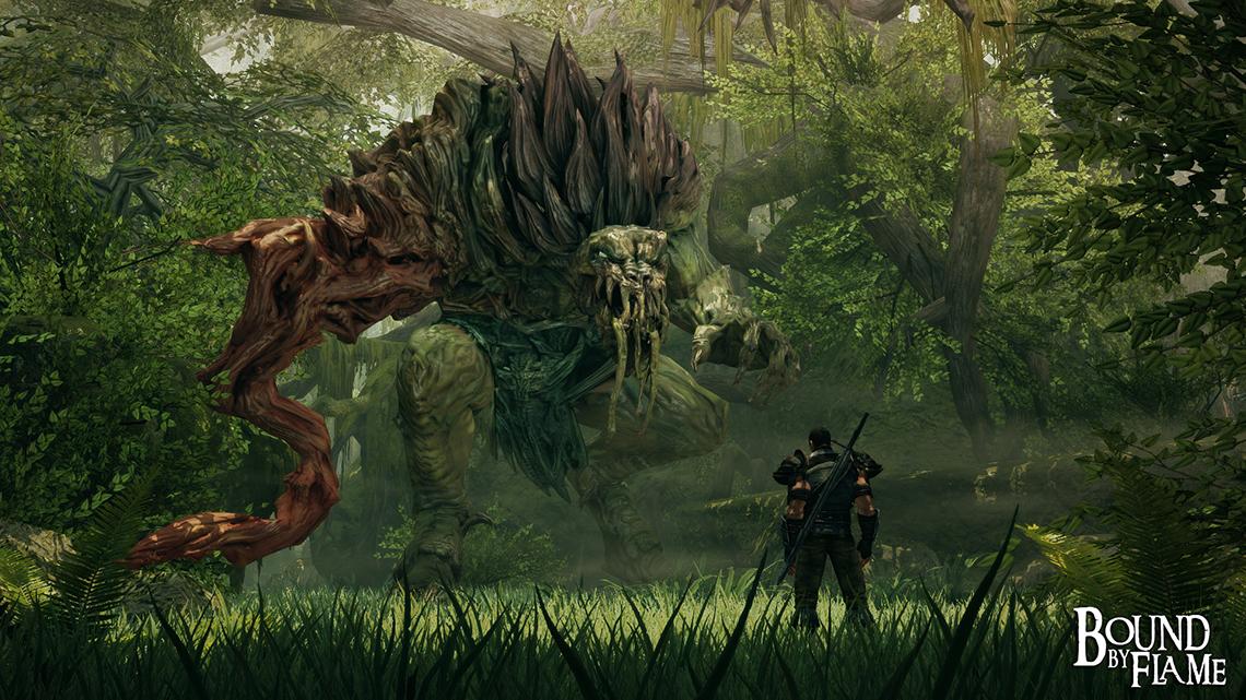 Bound By Flame officialisé sur Playstation 4 et prévu pour début 2014. (2)