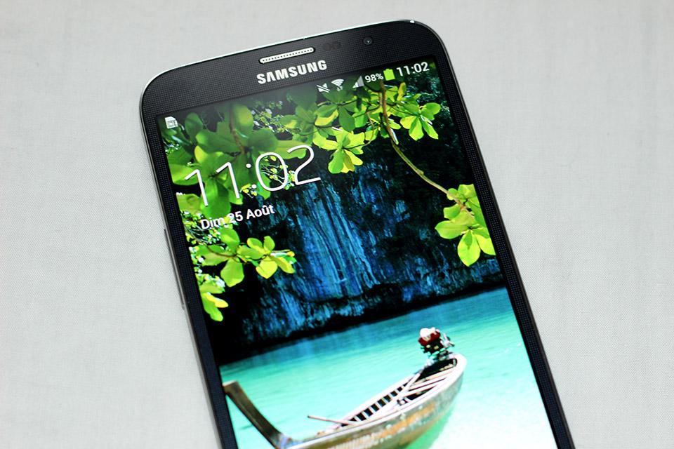 Mon avis sur le Samsung Galaxy MEGA (1)
