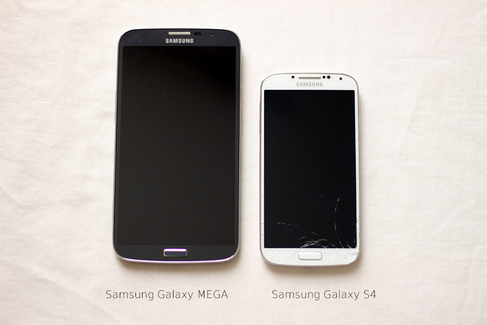 Mon avis sur le Samsung Galaxy MEGA (2)
