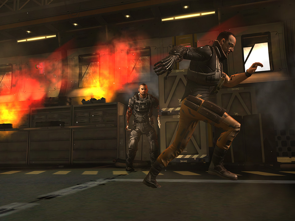 Test - Deus Ex The Fall (iOS) (4)