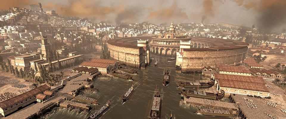 Total War Rome II sort aujourd'hui. (2)