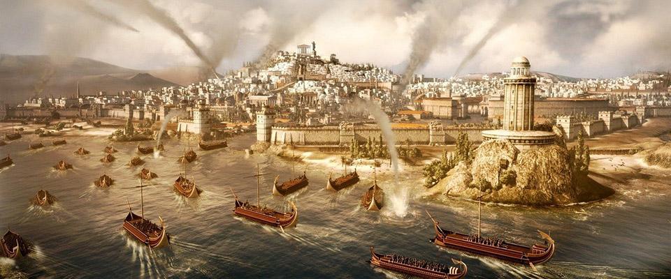 Total War Rome II sort aujourd'hui. (3)