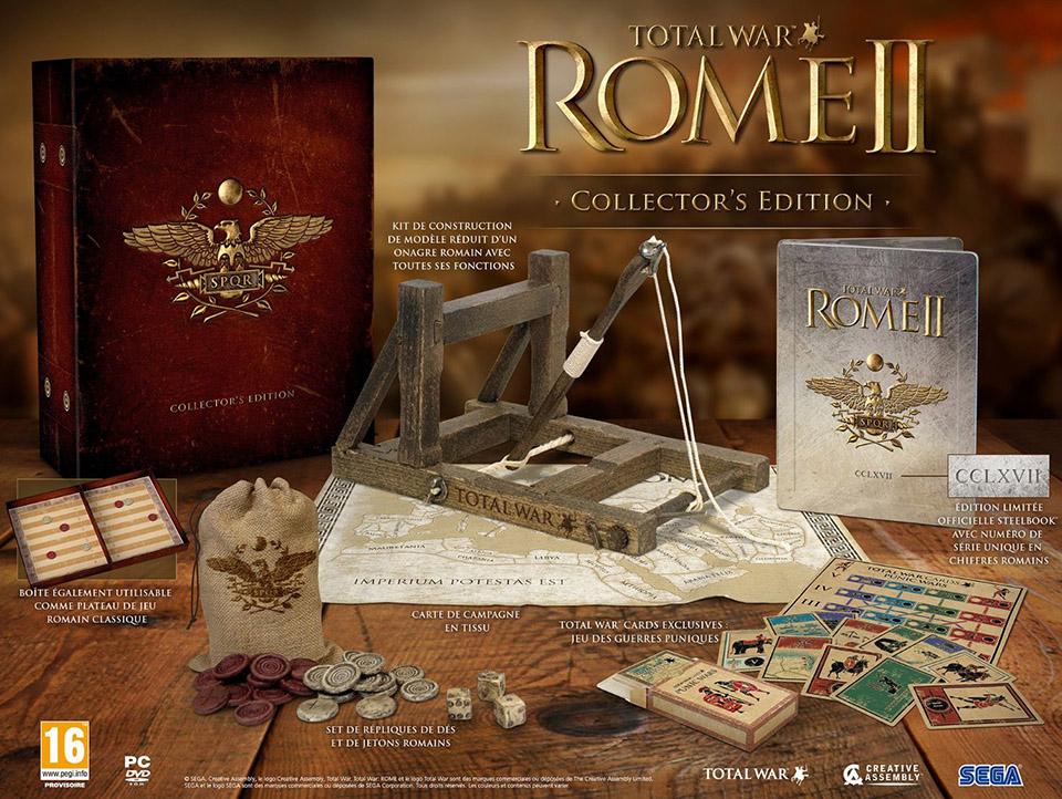 Total War Rome II sort aujourd'hui. (4)