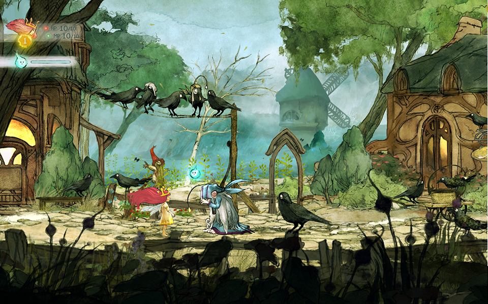 Child of Light  Le jeu d'Ubisoft à surveiller. (2)