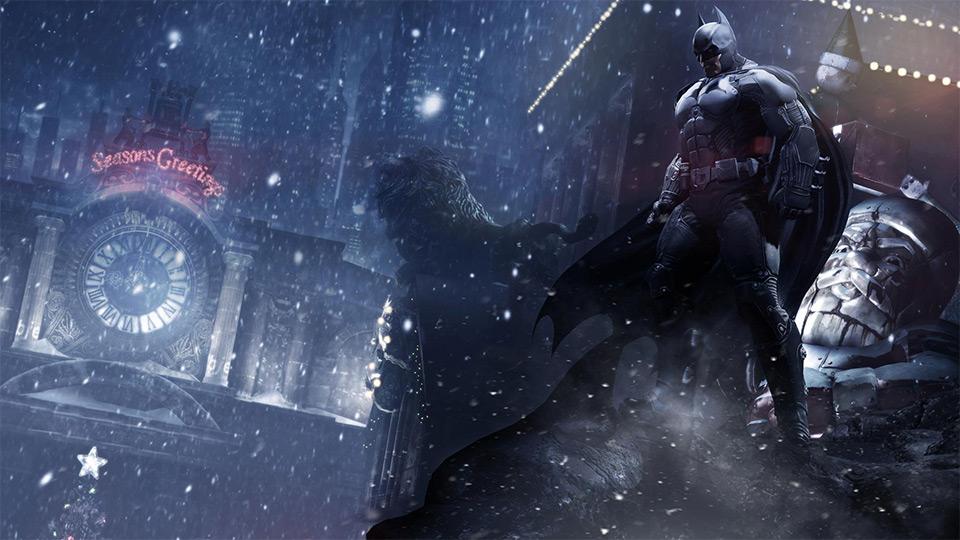 J'ai joué à Batman Arkham Origins