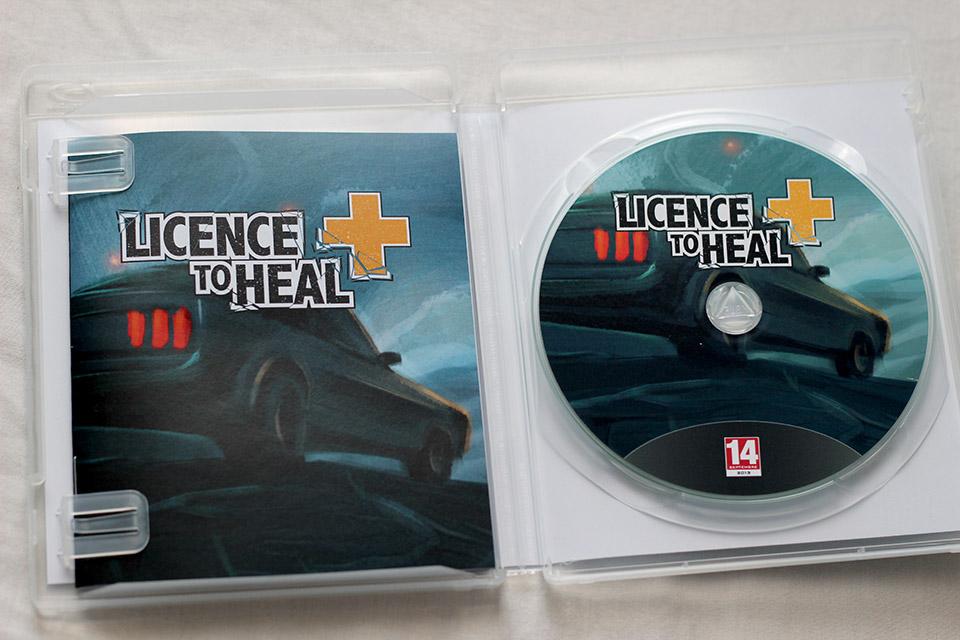Licence To Heal  Quand la Croix-Rouge vise dans le mille. (4)