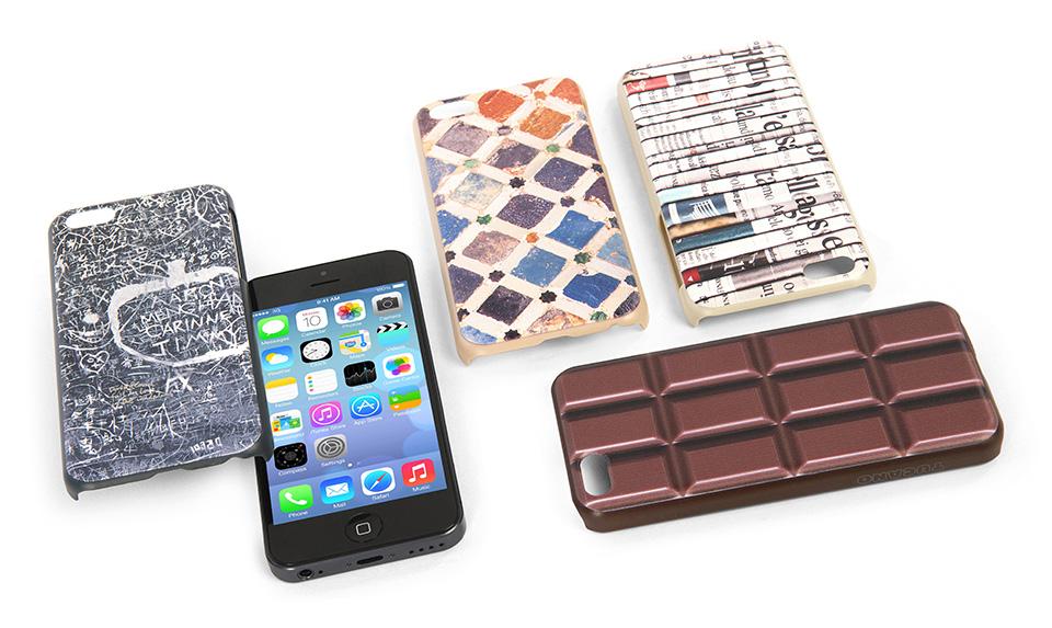 Tucano  des coques iPhone 5S et iPhone 5C