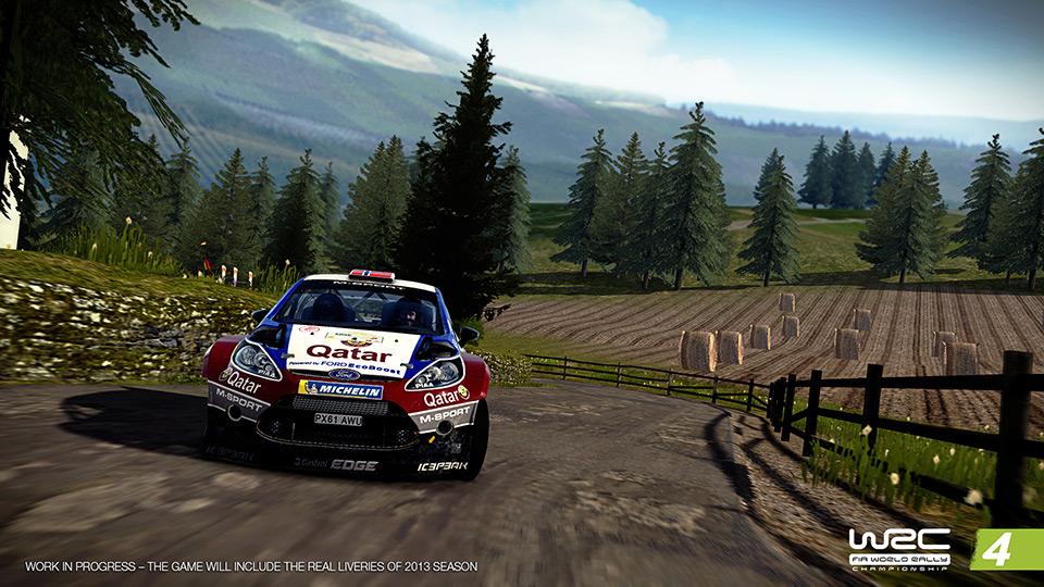 J'ai joué à WRC 4 (2)
