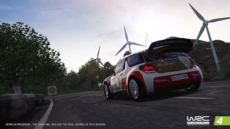 J'ai joué à WRC 4 (1)