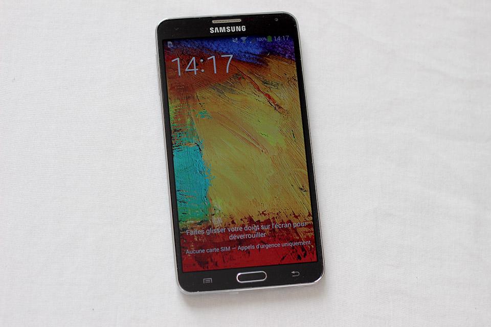 Mon avis sur le Samsung Galaxy Note III (1)