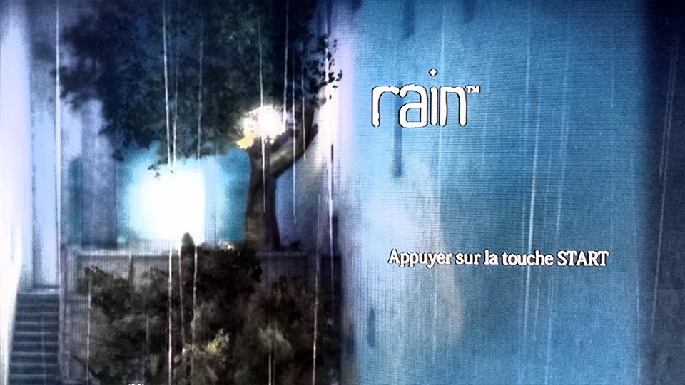 Test - Rain (PSN)