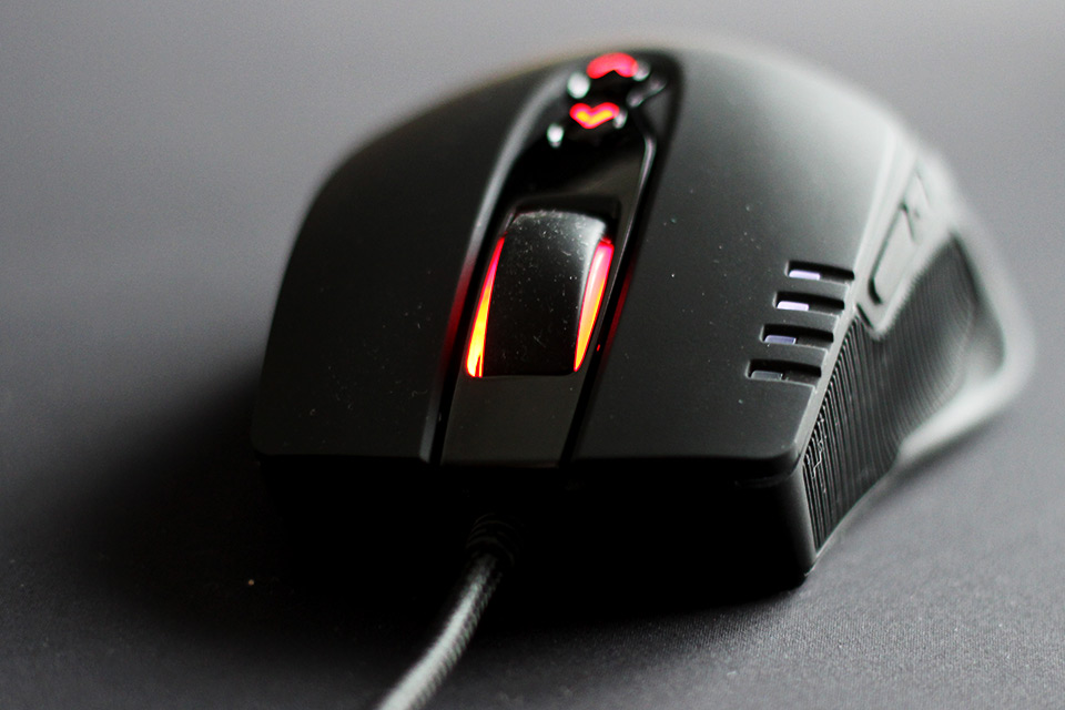 Test - Souris Cooler Master CM Storm Havoc.