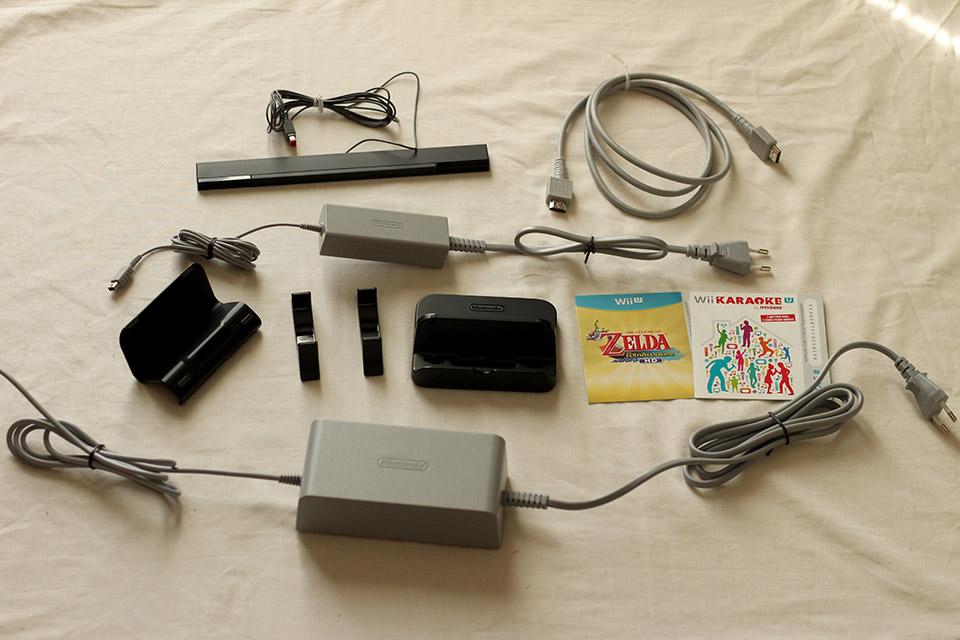 Déballage - Wii U Édition Limitée Zelda The Wind Waker HD (3)