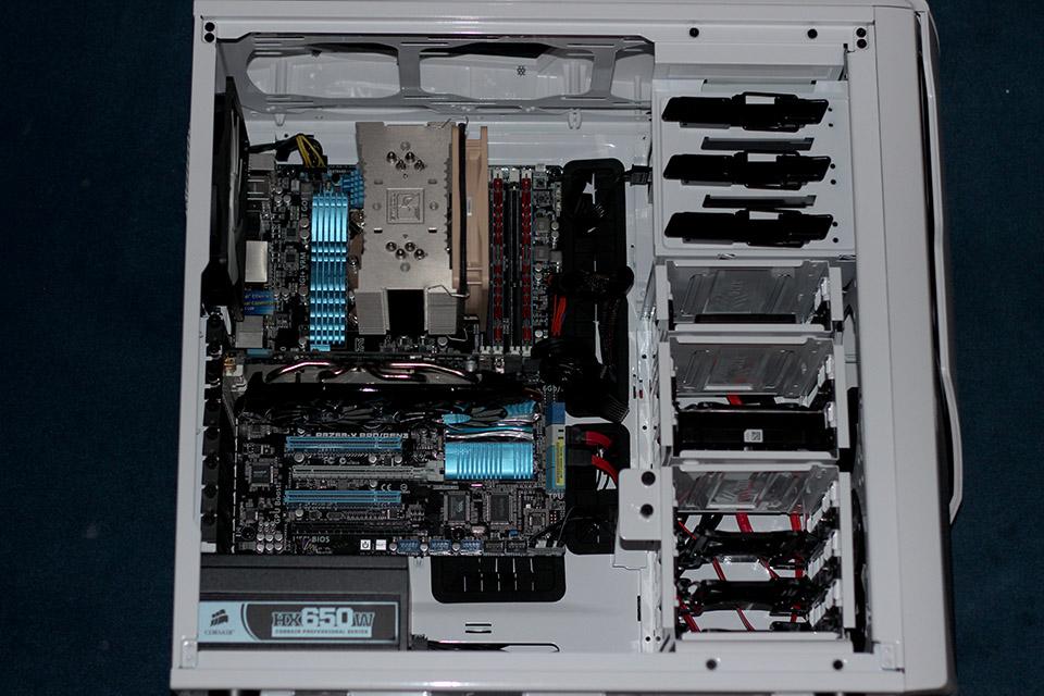 Mon avis sur le boîtier PC NZXT Phantom 530 (2)