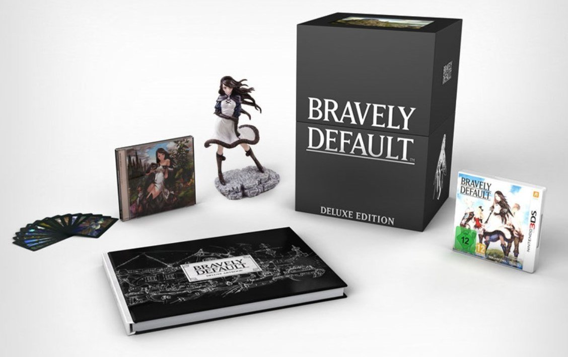 Pré-commande - Bravely Default Flying Fairy Édition Collector (3DS)