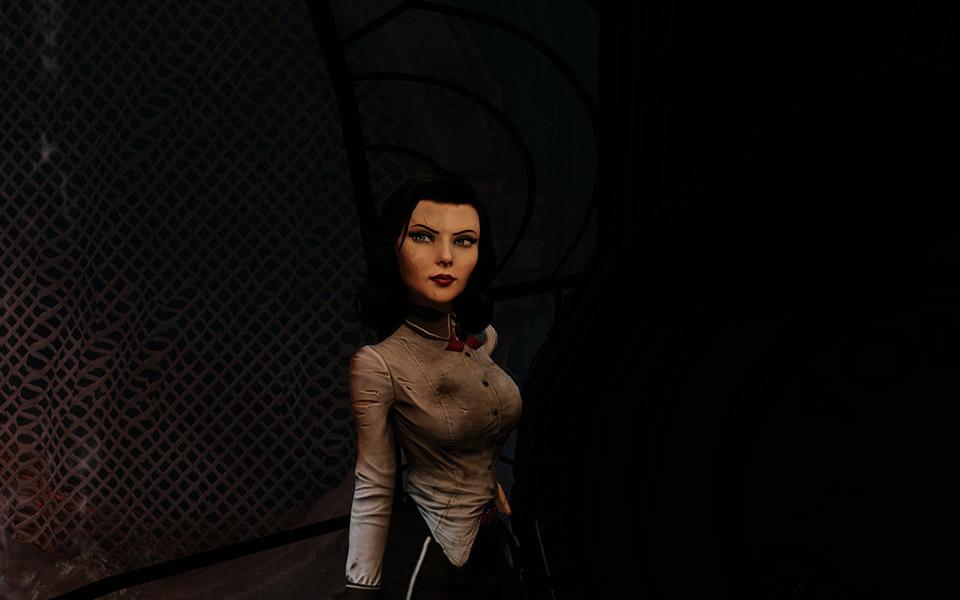 Test - Bioshock Infinite Burial At Sea Episode 1 (PC) (1)
