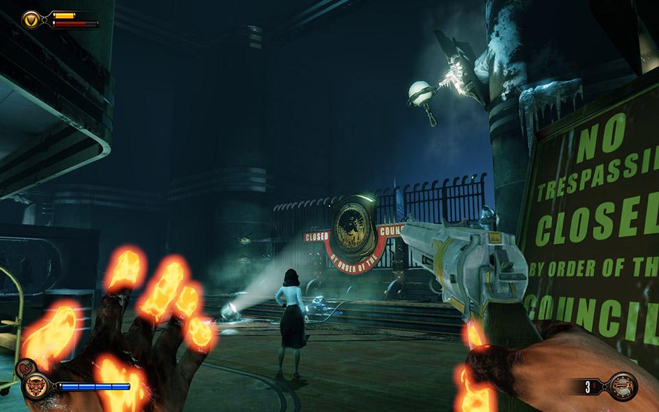 Test - Bioshock Infinite Burial At Sea Episode 1 (PC) (2)