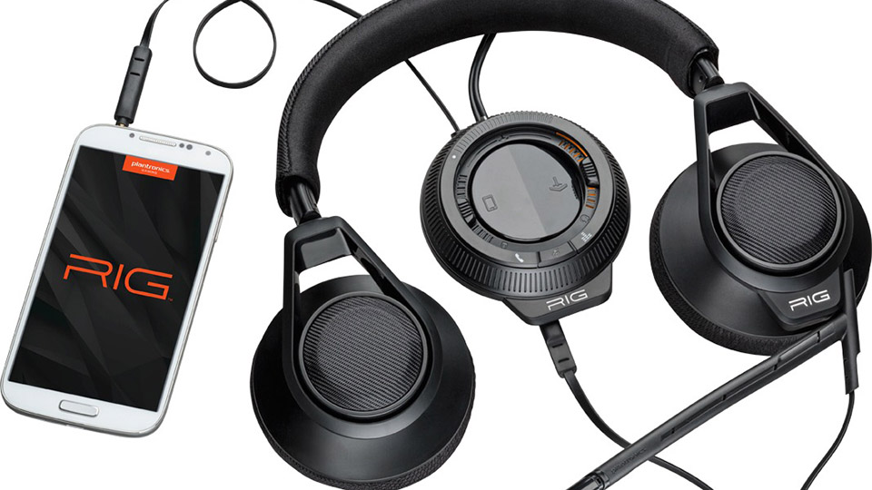 Test - Casque Plantronics RIG