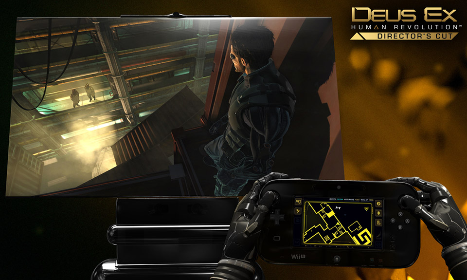Test - Deus Ex Human Revolution Director's Cut (Wii U) (3)