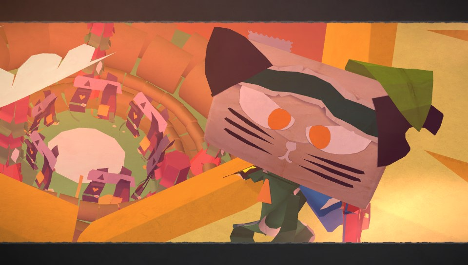 Test - Tearaway (PS Vita) (1)