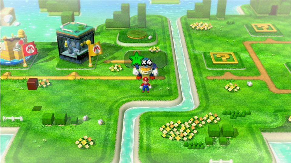 Test - Super Mario 3D World (Wii U) (3)