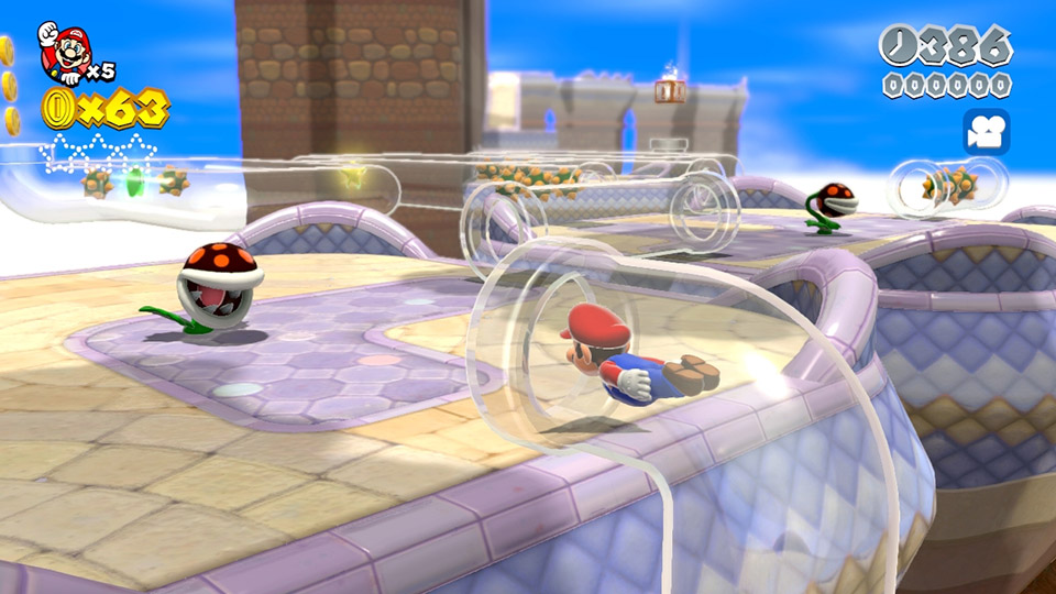 Test - Super Mario 3D World (Wii U) (6)