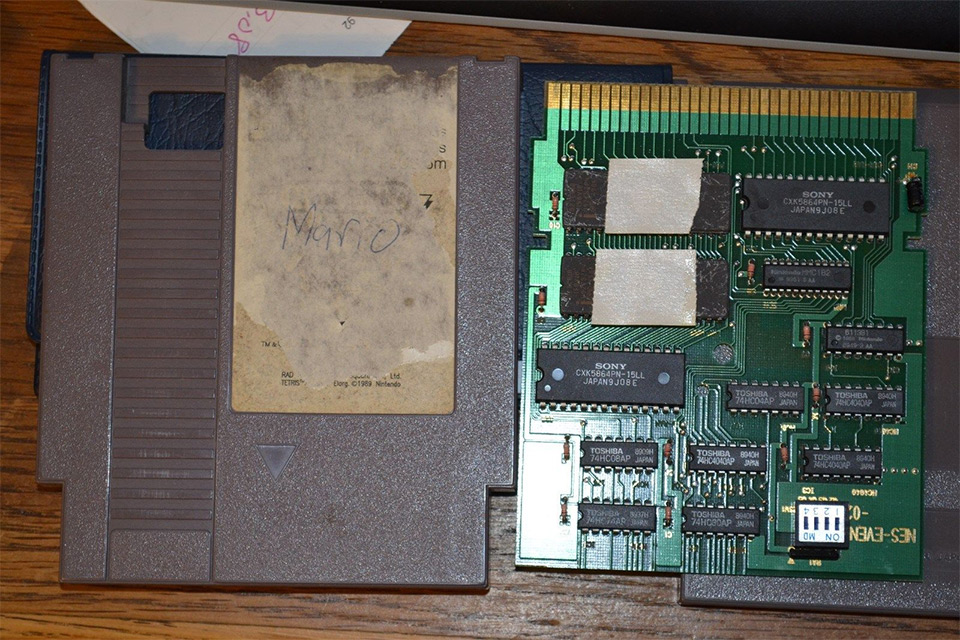 100 000 dollars pour une cartouche NES sur eBay… finalement non-vendue. (1)