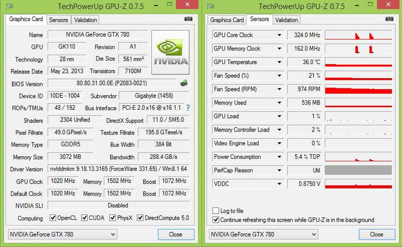 Mon avis sur la Gigabyte GTX 780 GHZ Edition (6)