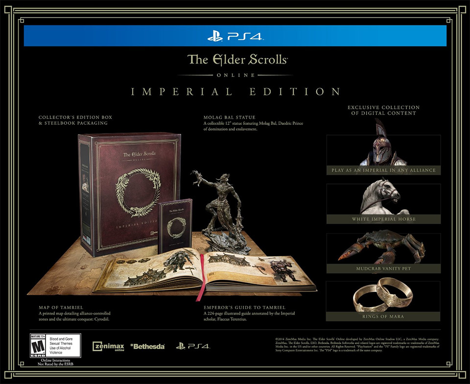 Une Imperial Edition pour The Elder Scrolls Online