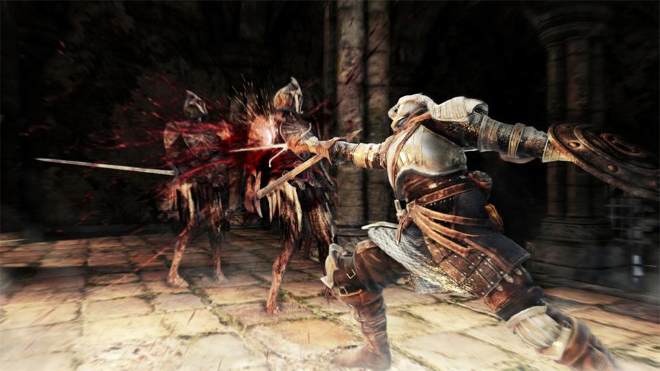 J'ai joué à Dark Souls 2 (PS3)