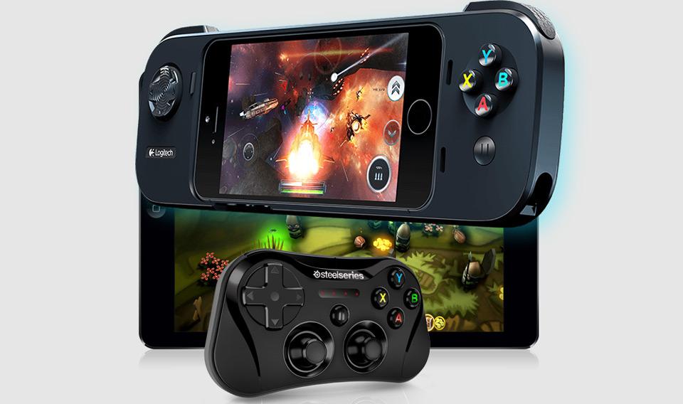 Les accessoires de jeu sur téléphones et tablettes fausse bonne idée