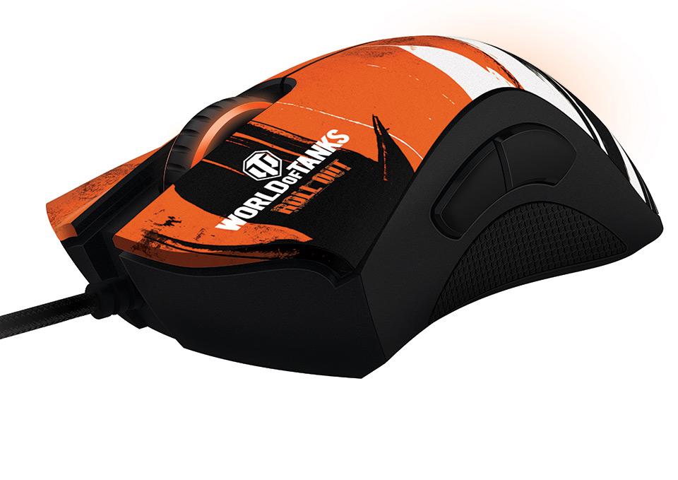 Razer dévoile sa souris et son tapis aux couleurs de World Of Tanks (1)