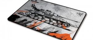 Razer dévoile sa souris et son tapis aux couleurs de World Of Tanks (4)