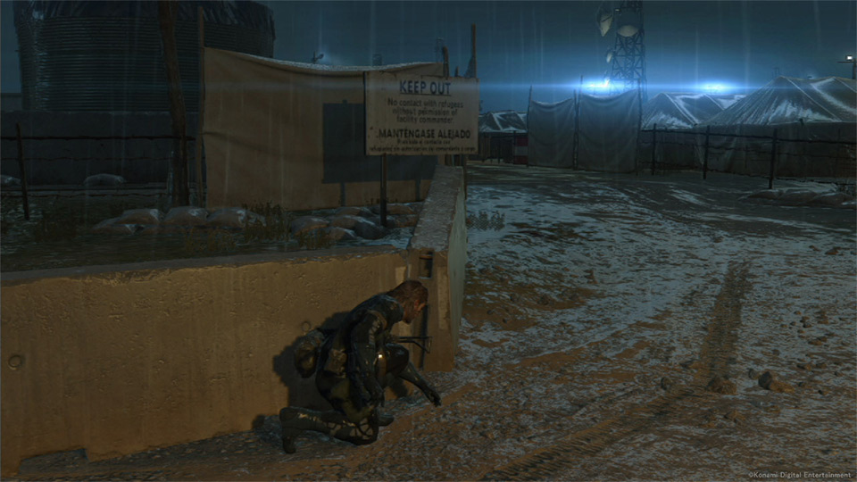 Test - Metal Gear Solid V Ground Zeroes (PS3) (3)