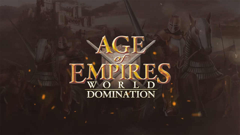 Age Of Empires  World Domination  le nouvel AOE de Microsoft. (1)